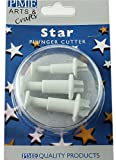 PME Plunger Cutters, Star, 3-Pack