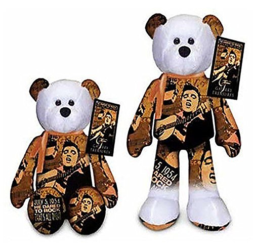 Elvis Presley 50th Anniversary Bear # 003