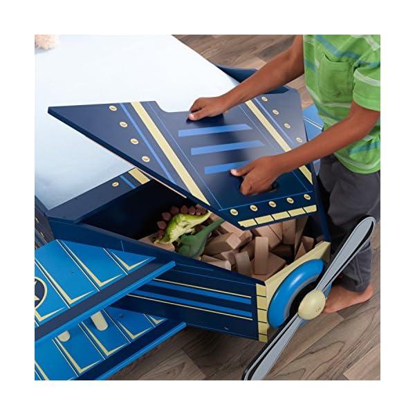 KidKraft Airplane Toddler Bed 5