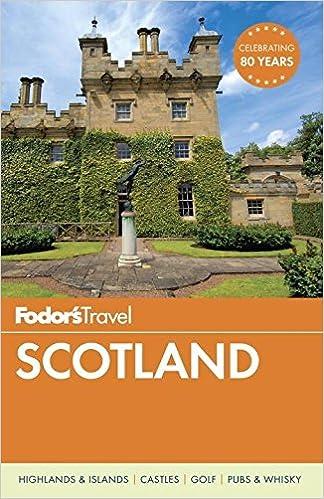 Fodors Scotland