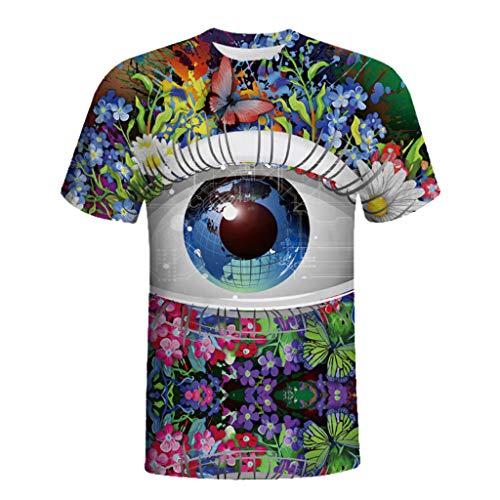 La Pas À Chemise T Tee Haut Top Blanche Vetement En shirt Sweat Homme Courte A Multicolore2 Gilet 3d Cher Manche Mode Vest Imprimé UwA8OxXqP