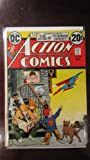 """: Action Comics #425 """"Neal Adams Human Target"""""""