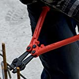 KNIPEX Tools - Large Bolt Cutter, Multi-Component