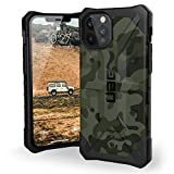 URBAN ARMOR GEAR UAG Designed for iPhone 12 Case/iPhone 12 Pro Case [6.1-inch Screen] Rugged Lightweight Slim Shockproof Pathfinder SE Protective Cover, Forest Camo