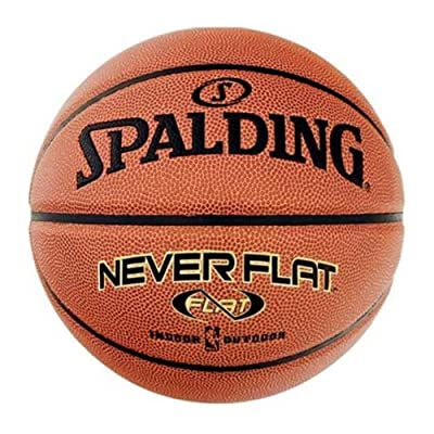 74-096E Spirit Whispers Pr Spalding NBA Neverflat Indoor/Outdoor Basketball