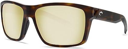 Costa Del Mar Slack Tide Sunglasses SLT-191-OSSGLP Tortoise 580G Sunrise Silver
