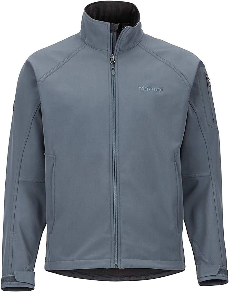 Marmot Men's Gravity Softshell Windbreaker Jacket: MARMOT: Clothing