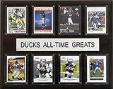 NCAA Football Oregon Ducks All-Time Greats Plaque