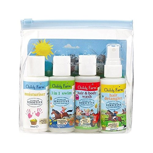 Childs Farm Little Essential Kits 4 x 50ml - Pack of 4 by Childs Farm