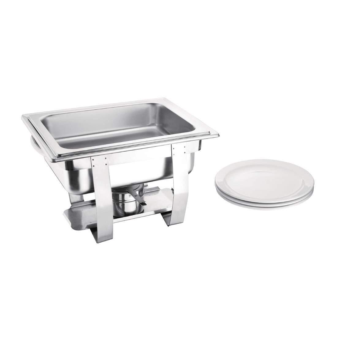 CN607 Olympia Milan Chafing Dish