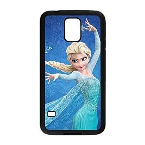 DASHUJUA Attractive Diney Frozen Elsa Design Best Seller High Quality Phone Case For Samsung Galacxy S5