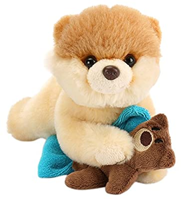 "GUND Itty Bitty Boo Bedtime Dog Stuffed Animal Plush, 5"""