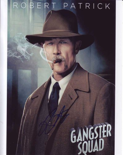 Robert Patrick In-person Autographed Photo from Gangster Squad