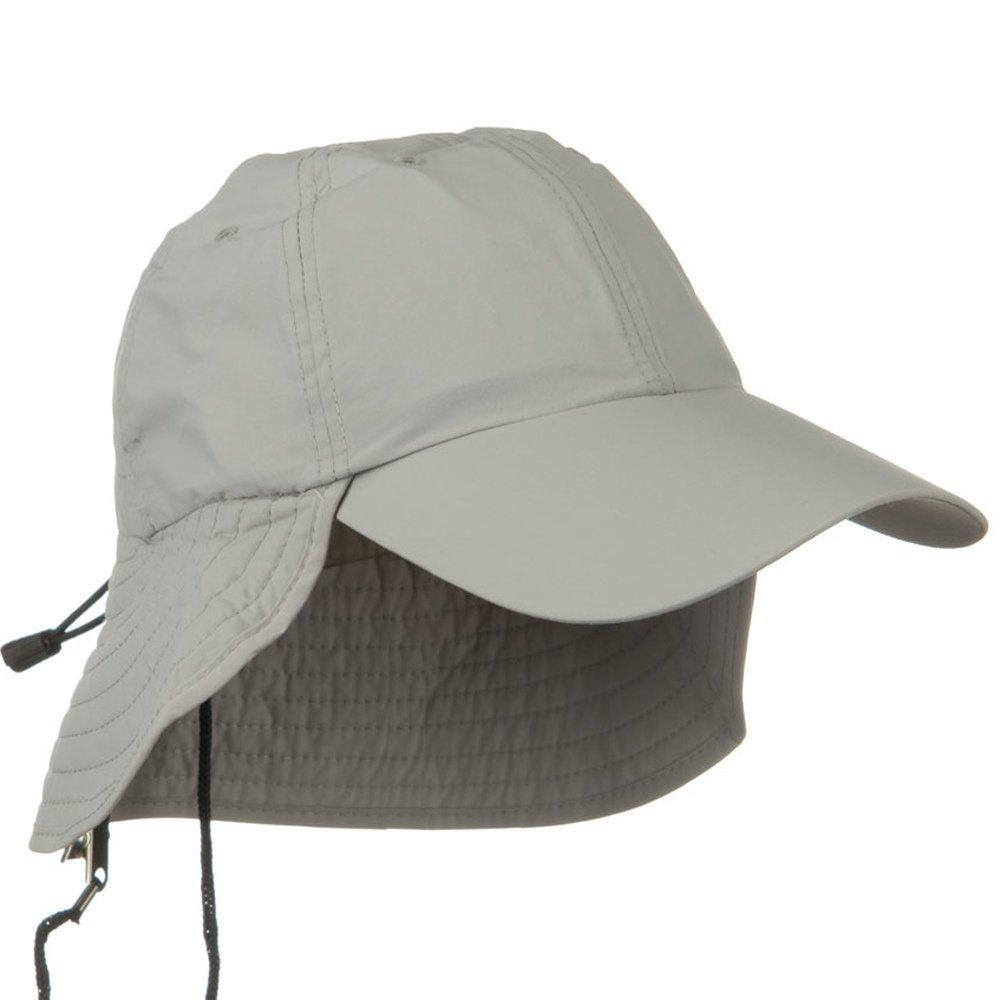 Outdoor Talson UV Flap Cap Grey Juniper UV 50