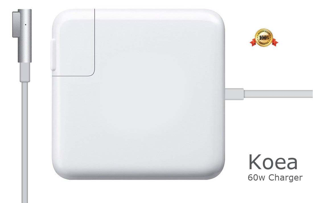 Koea Macbook Pro Charger 60W Magsafe Power Adapter Charger For Macbook And 13.. 14