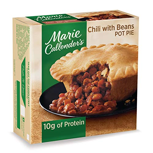 Marie Callender's Chili with Beans Pot Pie, 15 Ounce