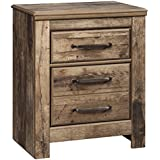 Signature Design by Ashley B224-92 Blaneville Nightstands, Brown