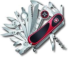 Victorinox SC Evo Grip S54, Roja/Negra, 31 Usos