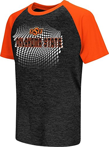 Colosseum Youth Oklahoma State University Athletic Ryder Short Sleeve Tee (YTH (8-10)) (Ryder Tee)