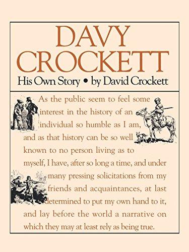 summary to david crocketts speech