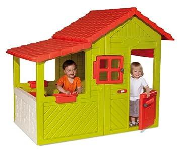 Smoby 310247 - Floralie Haus: Amazon.de: Spielzeug
