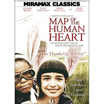 Map Of The Human Heart Amazon.com: Map Of The Human Heart: John Cusack, Jason Scott Lee