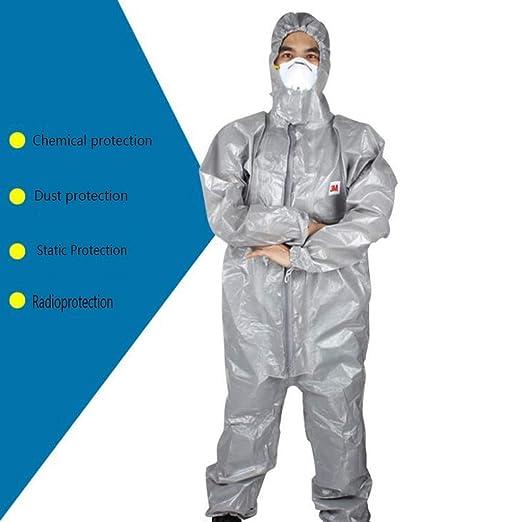 gz Ropa de protección química dedicada con capucha ...