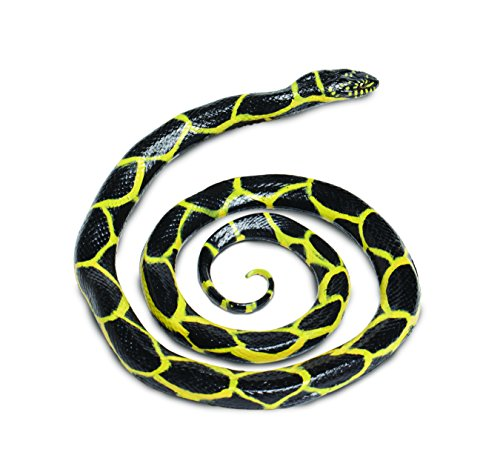 Safari Incredible Creatures Kingsnake Figurine product image