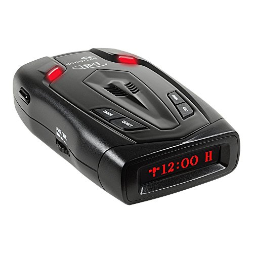Whistler LR-300GP Laser Radar Detector with Internal GPS and 360 Degree Max - Whistler Motorcycle