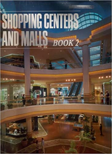 Shopping Centers and Malls Book 2