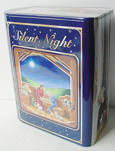 harry-london-silent-night-storybook-tin-no-candy-tin-only