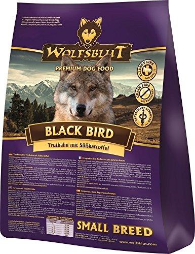 Wolfsblut | Black Bird Small Breed | 2 kg