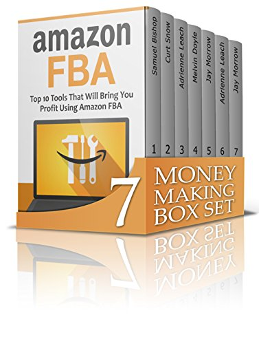 Download PDF Money Making Box Set - Simple Tips How to Make Money with Stock Options Trading +  Learn About the Amazon FBA Tools + Real Estate Tips