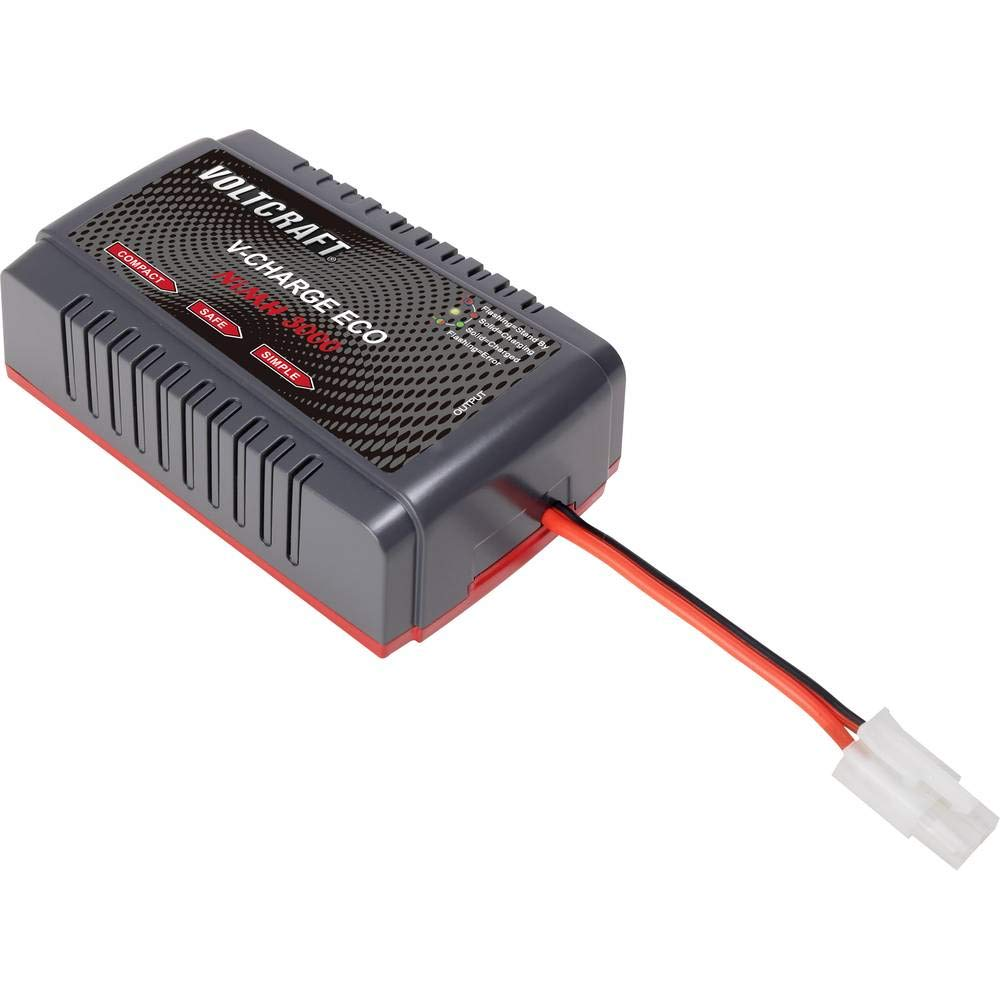 Modellbau-Ladeger/ät 230 V 3 A VOLTCRAFT V-Charge Eco NiMh 3000 NiMH NiCd