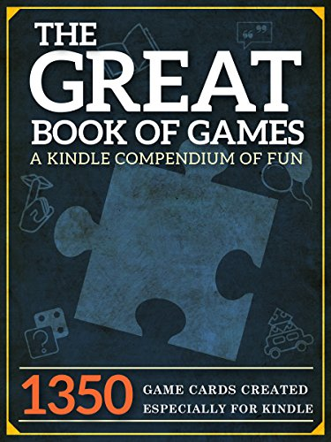 The Great Book of Games: A Compendium of Fun (The Great Books Series 2)