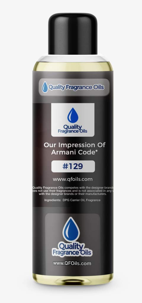 Quality Fragrance Oils' Impression of Code (4oz)