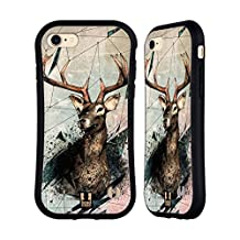 Head Case Designs Hunting Season Polysketch Hybrid Case for Apple iPhone 5 / 5s / SE