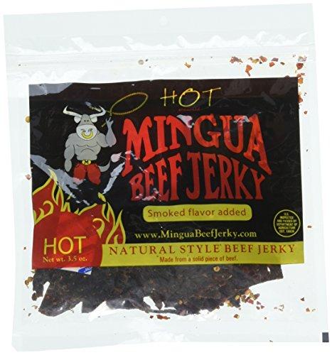 (Mingua Beef Jerky (Hot) )