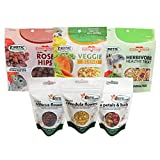 Exotic Nutrition Herbivore Treats 6 Pack