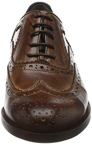 Hudson Dagne Calf - Zapatos para mujer Marrón (Cognac)