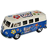 Volkswagen Combi T1Bus 1962 1/32 - Blue