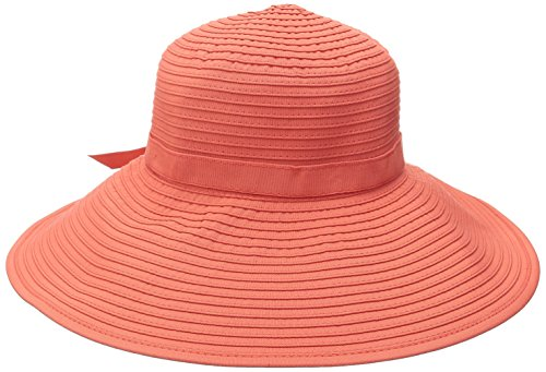 Sunday Afternoons Beach Hat, Grapefruit, One Size