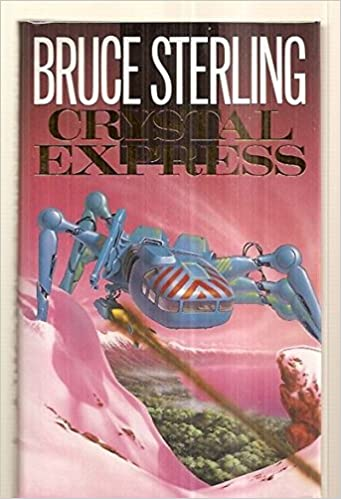 Book Crystal Express