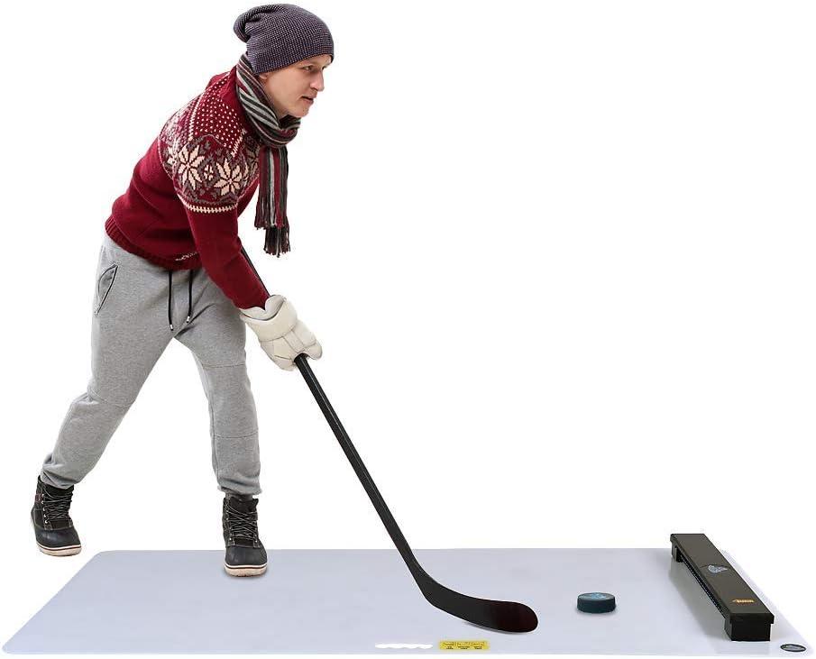 Hockey Revolution Off Ice Shooting Board My Shoot PAD (30x60, Pad + Passer)