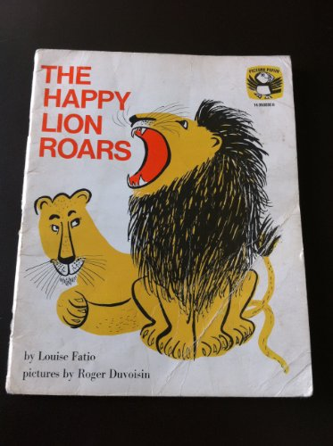 Roar Lion Picture (Happy Lion Roars (Puffin Picture Books))