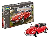 vw beetle model - Revell of Germany VW Käfer 1500C Plastic Model Kit