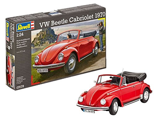Revell of Germany VW Käfer 1500C Plastic Model Kit