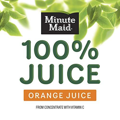 Minute Maid Orange Juice Drinks, 10 fl oz, 24 Pack