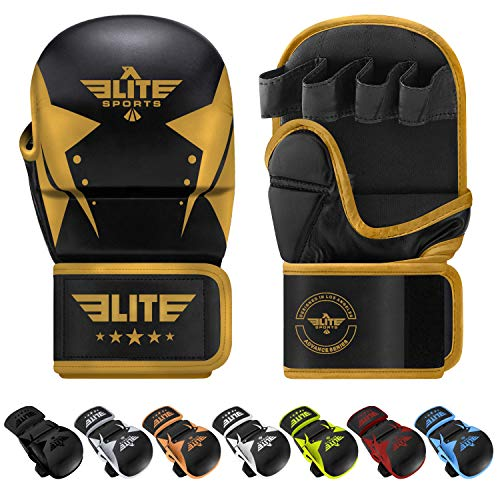 Elite Sports Grappling Gloves