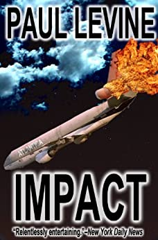 IMPACT (Legal Thriller) by [Levine, Paul]